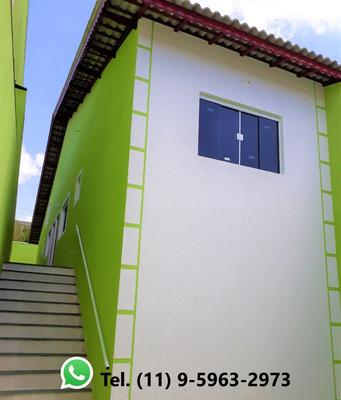 Cód. M165a Casa Nova No Parque Scaffid Ii Em Itaquaquecetuba