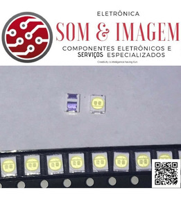 Led Smd Semp Toshiba Sti Philco 6v 1.8w Konka Kit 150 Unidad