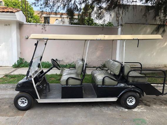 Carro De Golf Club Car Villager 6 Eléctrico