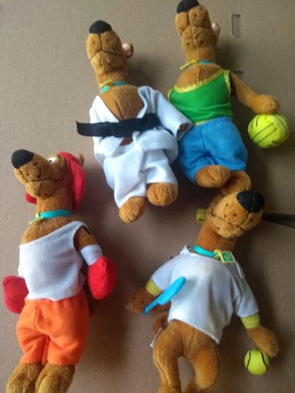 Scooby-doo - Bonecos De Pelúcia Santander
