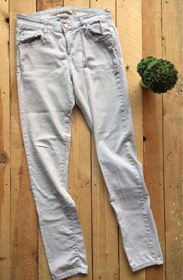 Scpc 14 Pantalón Tipo Jean Chupin Mujer