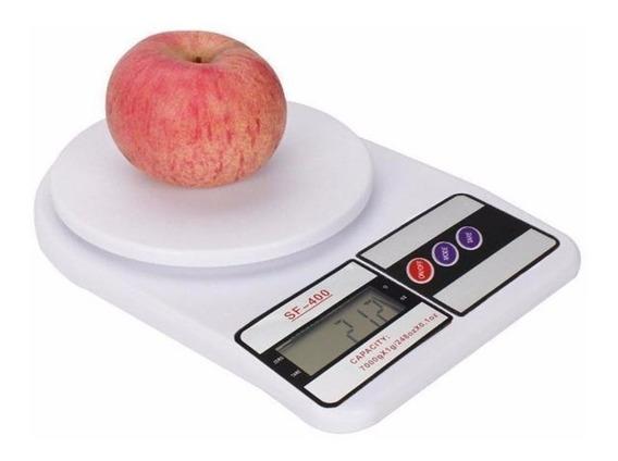 Balanza Digital De Cocina 1g A 7kg Electronica Garantia