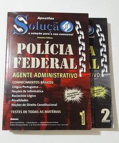 Apostila Do Concurso Da Policia Federal
