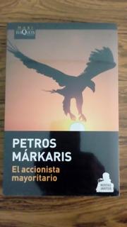 Petros Márkaris/ El Accionista Mayoritario