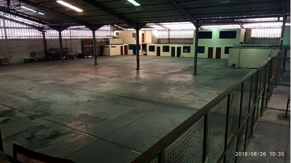 Alquiler De Galpon En Zona Industrial Carabobo Zp 419620