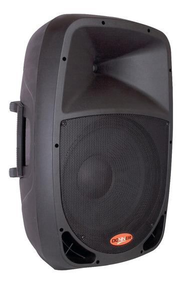 Caixa Ativa Com Usb Bluetooth Donner Dr808 80 Watts Nca Ysm