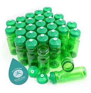 Arenas Rodantes Botella De Agua Sin Bpa 30 Unidades Fabricad
