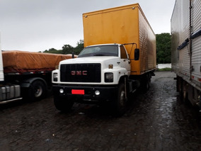 Gmc 14-190 Truck Baú 8,30 Mts - 2001