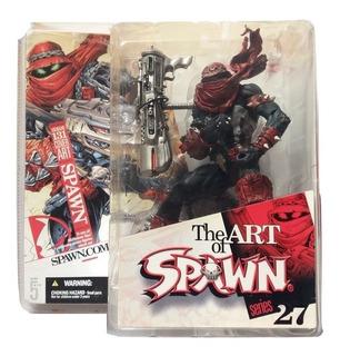 Spawn I. 131 Cover Art The Art Of Spawn Series 27 Mcfarlane