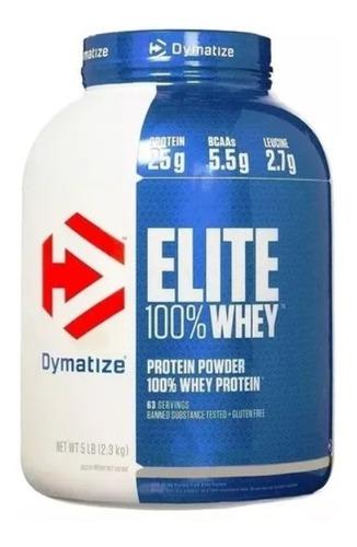 Elite 100% Whey Protein 5lbs - 2,3kg - Dymatize