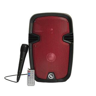 Cabina Activa Sonivox Profesional 8 Recargable + Microfono