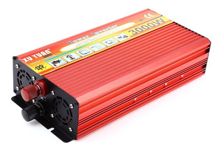 Xuyuan 3000w Solar Coche Energía Inversor Corriente Continu