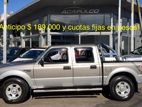 Ford Ranger Limited * 189000 Y Cuotas *