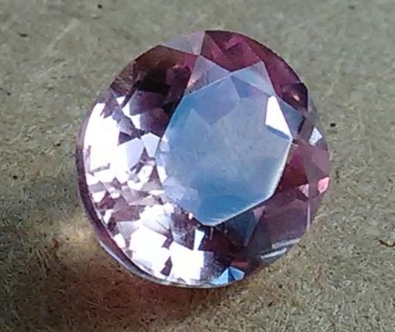 Safira Rosa Oval, Extra Vvs, 3.5 Cts, 10x8x5mm, Natural.