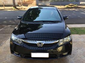 Honda Civic 1.8 Lxl Se Couro Flex 4p