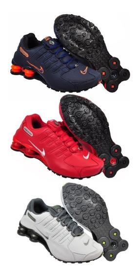 Tênis Nike Sxhox Nz 4 Molas Promoção Pague 1 Leve 3 Pares