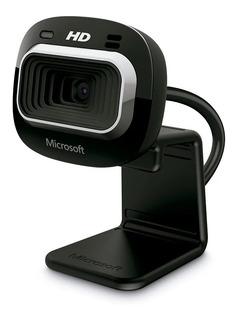 Camara Web Microsoft Lifecam Hd3000 Microfono Refabricado