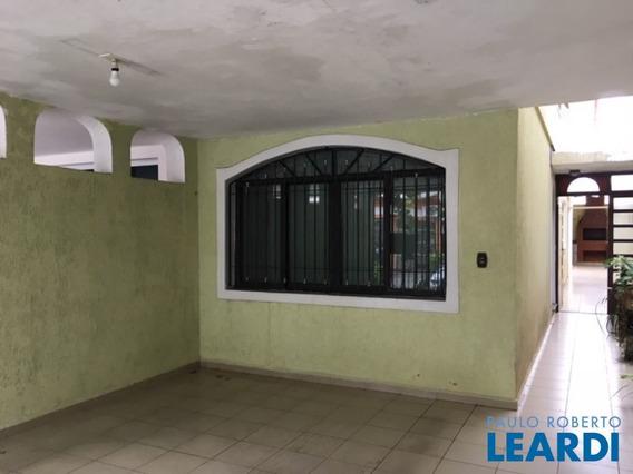 Casa Assobradada - Jardim Bonfiglioli - Sp - 562514