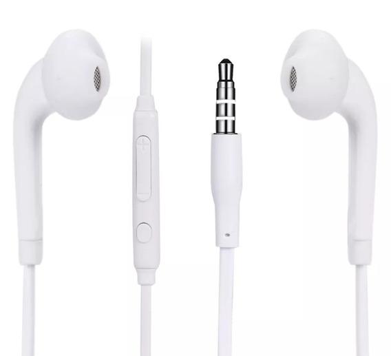 Fone De Ouvido Com Fio Conectores 3.5mm Comprimento 1.1m