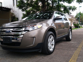 Ford Edge Edge Sel V6 Plus Piel Gps