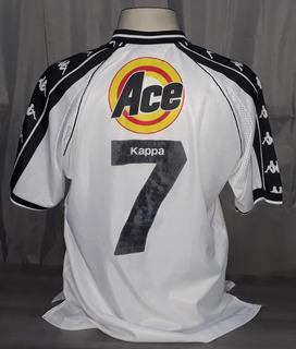 Camisa Vasco Da Gama Kappa #7