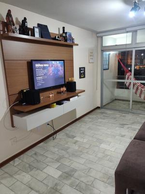 Apartamento 162m² No Centro - Ed Marquês De Paranaguá