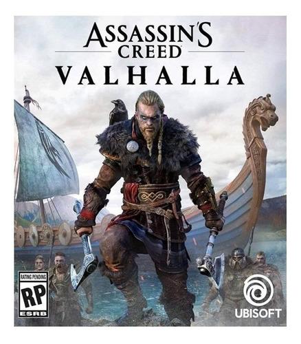 Imagen 1 de 3 de Assassin's Creed Valhalla Standard Edition Ubisoft PC Digital