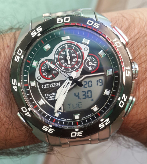 Relogio Citizen Eco Drive