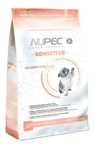 Imagen 1 de 1 de Alimento Nupec Nutrición Especializada Sensitive para perro todos los tamaños sabor mix en bolsa de 8kg