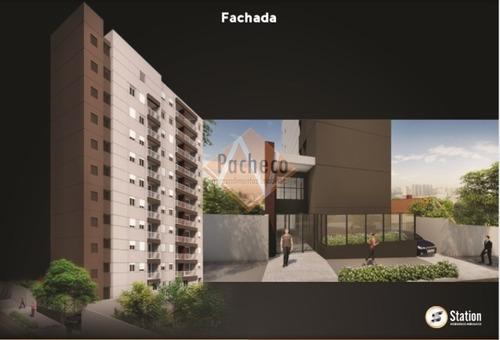 Imagem 1 de 5 de Apartamento No Jabaquara, 37 M², 02 Dormitórios, R$ 318.486,00 - 2527
