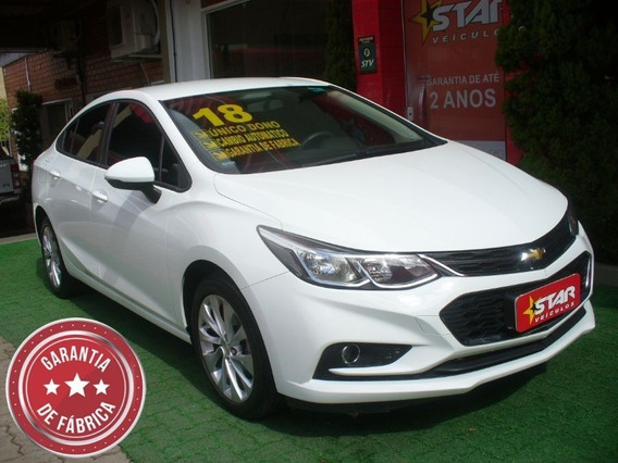 Cruze Lt 1.4 2018 Automatico Starveiculos