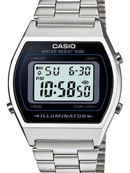 Relógio Casio Unissex Vintage Digital B640wd-1avdf