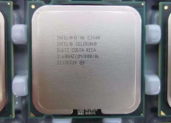 Processador Intel Celeron Dual Core E3400 2.40ghz Oem