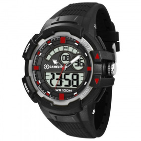 Relógio X Games Xmppa231 Bxpx Masculino Preto - Refinado
