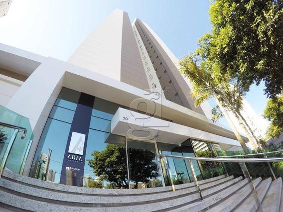 Apartamento Com 3 Dormitórios À Venda, 85 M² Por R$ 558.000,00 - Edifício Aria Residence - Londrina/pr - Ap0452