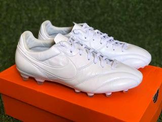 Chuteira Nike Premier Fg Couro Canguru