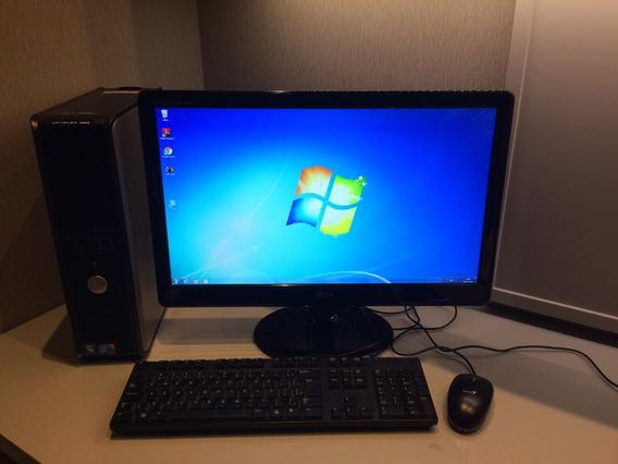 Computador Dell Optiflex 380 - 4gb Ram
