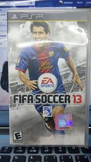 Fifa 13 Para Sony Psp