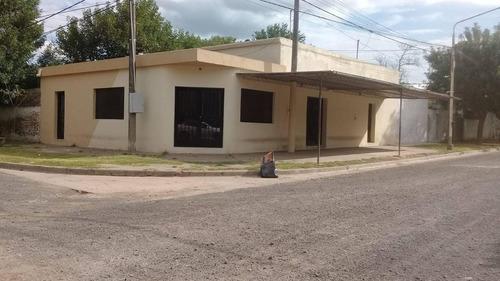 Alquiler: Bar Y Casa En La Vanguardia, A 50 Km De Rosario.
