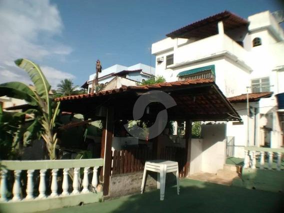Casa Residencial À Venda, Coelho, São Gonçalo. - Ca0907