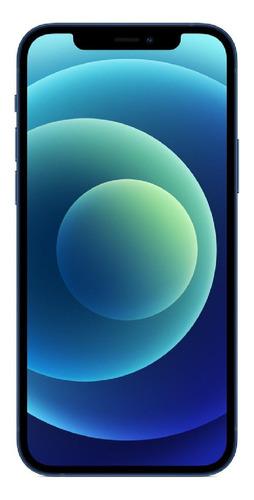 Celular Smartphone Apple iPhone 12 64gb Azul - Dual Chip
