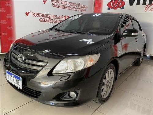 Imagem 1 de 14 de Toyota Corolla 1.8 Se-g 16v Flex 4p Automático