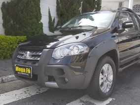Fiat Strada 1.8 Adventure Locker Ce Flex 2010 Preto Completa