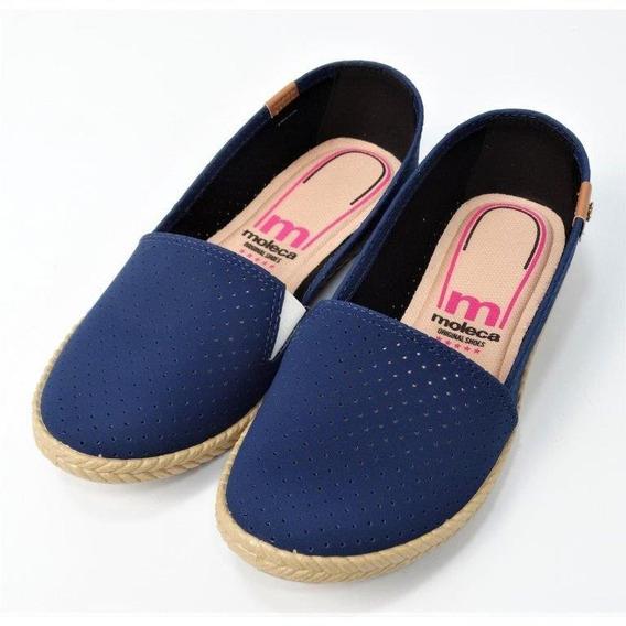 Slipper Moleca Jeans Fresh 5287.210