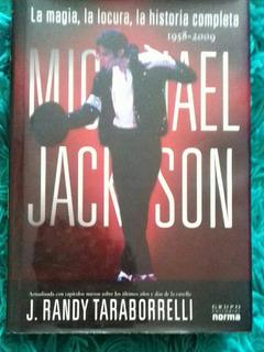 Michael Jackson - Libro / La Magia La Locura Biografía
