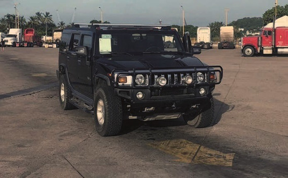 Blindada 2006 Hummer H2 Nivel 5 Blindados