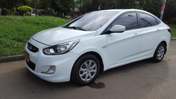 Hyundai I25 1.600 Caja De 6 2014