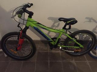 Bici Raleigh Rowdy Junior - Rodado 20