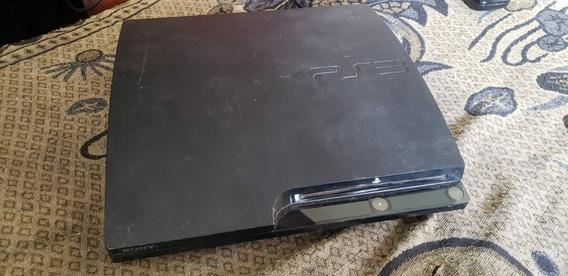Playstation 3 Slim Só O Console Com Bips Leia Em Obs E3