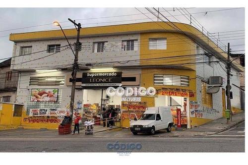 Imagem 1 de 18 de Apto. 1 Dormitório Para Alugar, 60 M² Por R$ 1.000 - Jardim Rosa De Franca - Guarulhos/sp - Sa0319